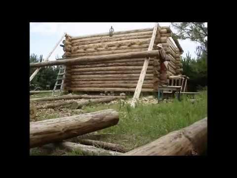 Как сделать крышу на сруб фото 463