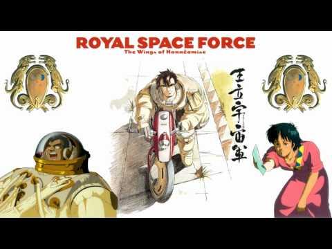 Cмотреть аниме Королевские космические силы - Крылья