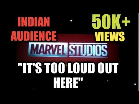 AVENGERS INFINITY WAR INDIAN AUDIENCE THEATRE RESPONSE FDFS IN KERALA  - NO SPOILERS