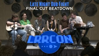 LRRCON - Late Night Dub Fight