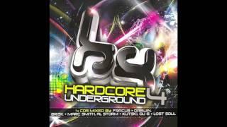 Hardcore Underground 4 Francus & Darwin CD1