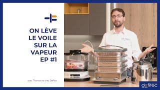 Cuisiner avec un cuit-vapeur ou cuire à la vapeur ? Faites la comparaison avec Thomas