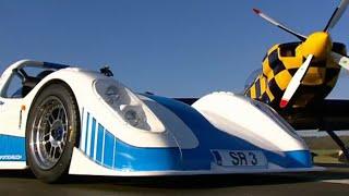 Plane vs Radical SR3 challenge - BBC