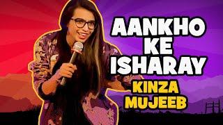 Aankho Ke Isharay | The Laughing Stock - S02E17 | Kinza Mujeeb | Stand-Up Comedy | The Circus