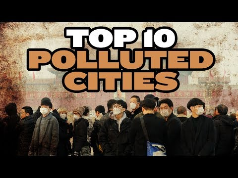 10 Most Air Polluted Cities In China | China Uncensored