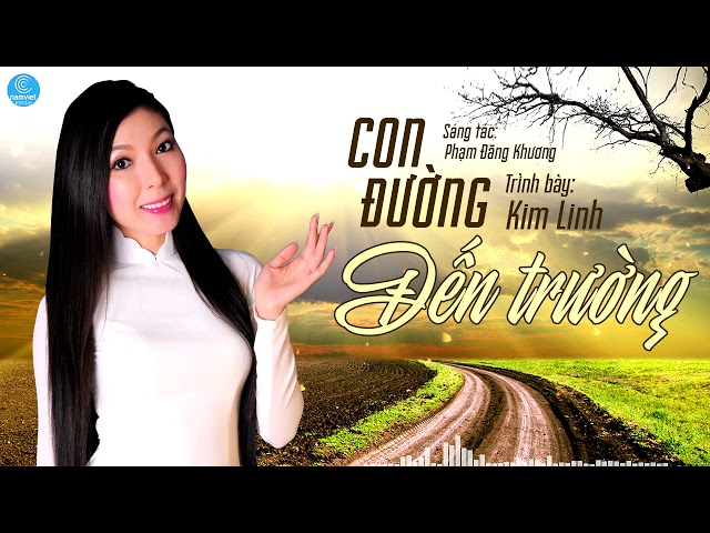 Con Đường Đến Trường - Kim Linh (Audio Official)