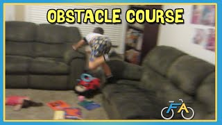 Obstacle Course shAyFV shAysignment