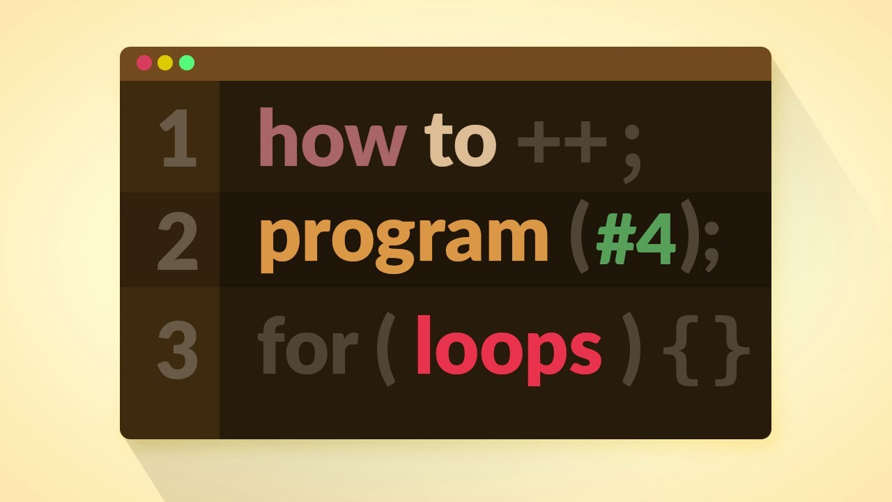 How to Program in C# - Loops