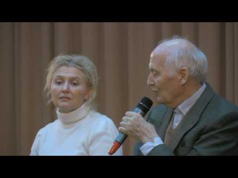 Семинар Берта Хеллингера в Киеве 26-28 февраля 2010 года, часть 3