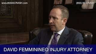 Michigan Motorcycle Accident – Straight Talk with Injury Attorney David Femminineo | 85565Crash.com