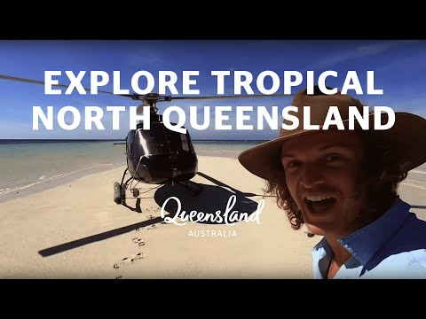 Meanwhile in Australia | Townsville to Cairns with Nick 'Honey Badger' Cummins