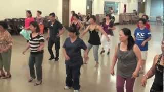 Line Dance: BACHATANGO