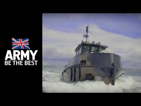 Mariner - Roles in the Army - Army Jobs