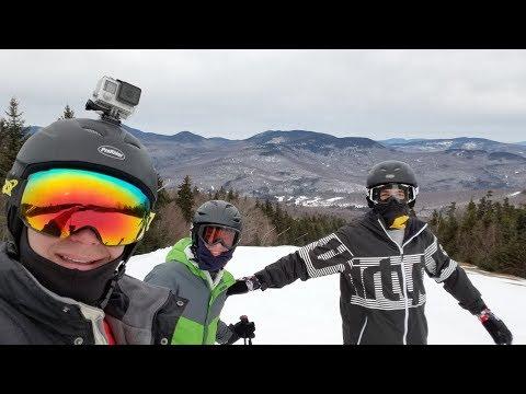 Sunday River Ski Trip Feb 2018