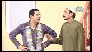 Zafri Khan and Iftikhar Thakur | New Pakistani Stage Drama Full Comedy Clip