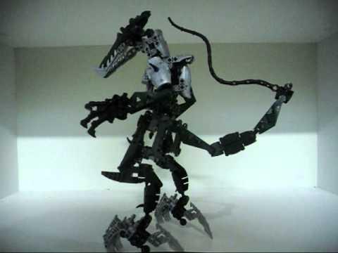 Lego Bionicle Character Zyglak Youtube