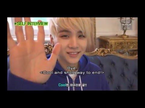 [ENG SUB] Suga BTS self interview (S.G. 2016)
