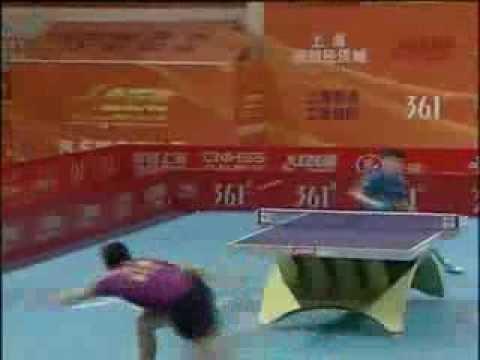 China Super League: Xu Xin - Lin Gaoyuan  Match