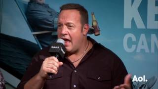 Kevin James And The Cast Of