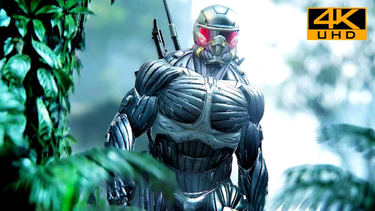 Crysis 3 Remastered | Ultra Graphics [4K UHD 60FPS PC RTX] Gameplay