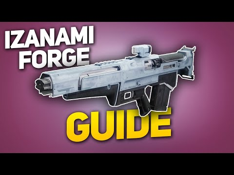 Crazy Izanami Forge Boss Cheese - Izanami Guide & Tips (Destiny 2 Black Armory) thumbnail