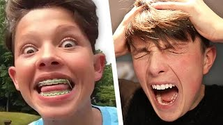 try not to cringe challenge impossible if you cringe you lose