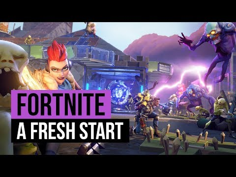 FORTNITE | PLANKERTON - A FRESH START [Quest]