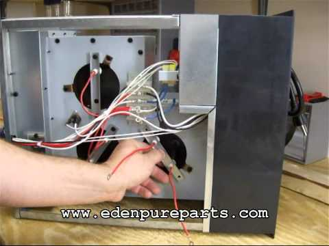 hqdefault heating element short youtube edenpure 1000xl wiring diagram at gsmx.co