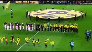 TORCIDA DO BVB ANTES DO CLÁSSICO! - BORUSSIA DORTMUND 3:2 BAYERN MUNCHEN