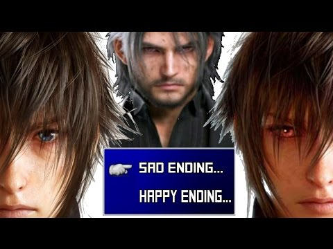 Final Fantasy XV story theory: Could FFXV have an alternative or secret ending?