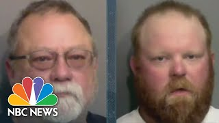 Father And Son Make First Court Appearance In Death Of Ahmaud Arbery | NBC Nightly News