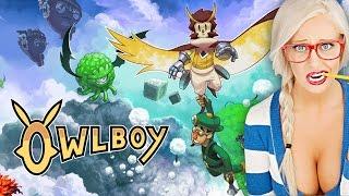 INDIE OWL PLATFORMER! - Losing My Virginity: Owlboy