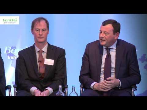 Panel Discussion - Bord Bia's Brexit Seminar, London
