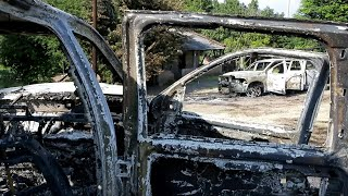 Gunmen kill police and torch cars in western Mexico | AFP