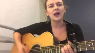I need a dollar/ thrift shop mash up - Melanie Wason acoustic cover