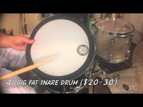5 Gifts For Drummers for $20