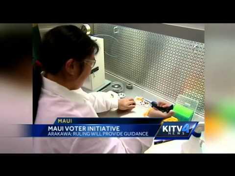 Mayor Arakawa says Maui will learn from Kauai GMO decision