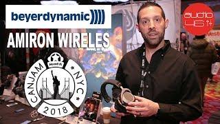 Beyerdynamic Amiron Wireless, CanJam NYC 2018