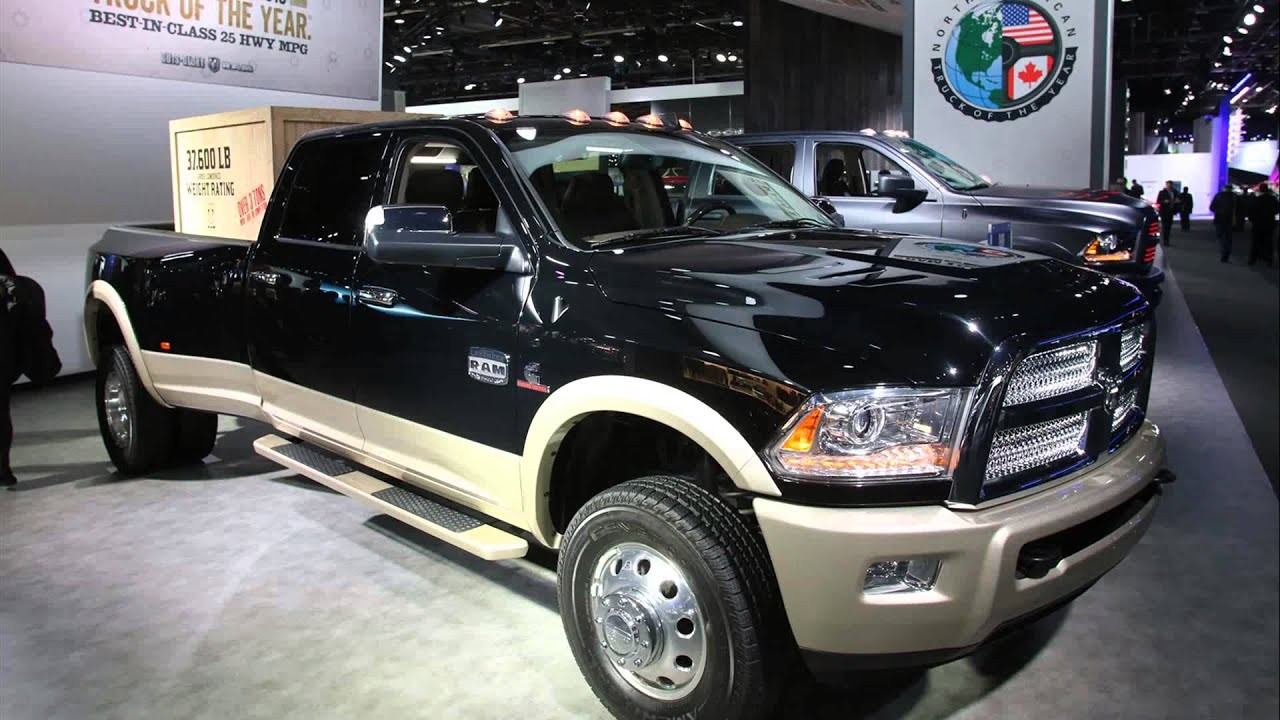2015 ram 3500 youtube - Dodge 2015 Truck 3500