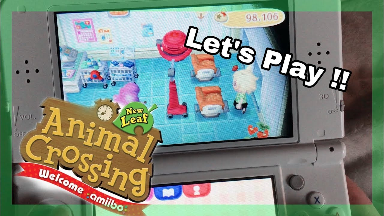 New Frisur Insekten Tunier Let S Play Animal Crossing New Leaf Welcome Amiibo