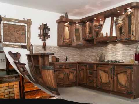 Суар мебель, Мебель под старину из массива сосны, г  Наб  Челны