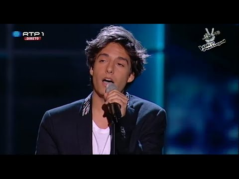 """Luís Sequeira - """"Somewhere Only We Know"""" Keane - Gala 3 - The Voice Portugal"""