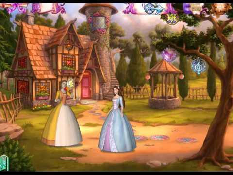 Игра барби принцесса и нищенка поиски карты youtube.