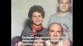 "Grandma Margaret Matherne Savitts singing ""Où est-ce que t"