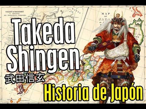 TAKEDA SHINGEN (Historia japonesa con Razi-Hakase)