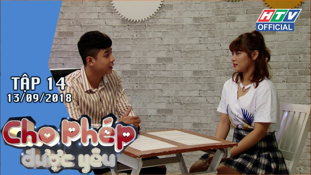 image HTV CHO PHÉP ĐƯỢC YÊU | Cô gái không phản đối bạn trai phẫu thuật thẩm mỹ | CPDY #14 FULL