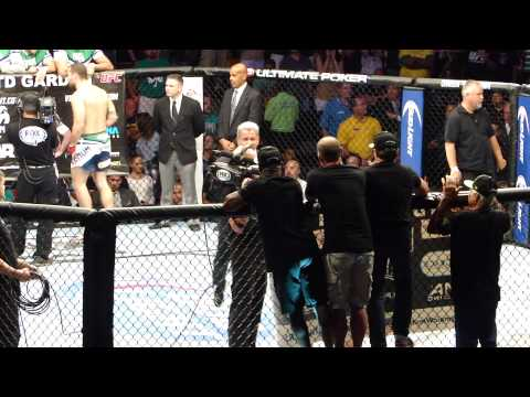 Bruce Buffer Introductions Mauricio Shogun Rua vs Chael Sonnen UFC Fight Night 26 Live