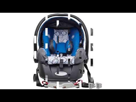 Evenflo Embrace Select Infant Car Seat With Sure Safe Installation Ashton