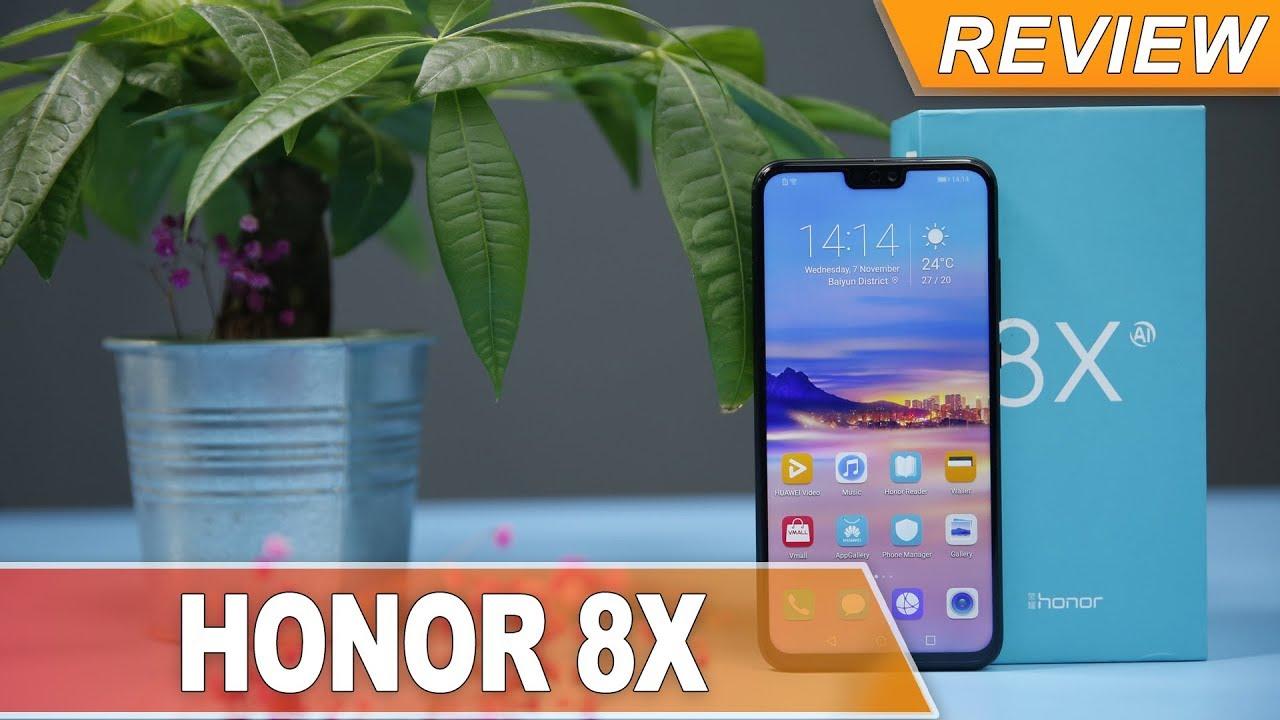 Huawei Honor 8X 20MP Dual Rear Camera 6 5 inch 6GB 128GB Kirin 710 Octa  core 4G Smartphone