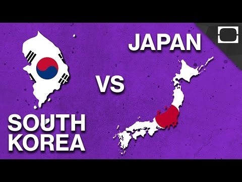 Thumbnail: Why Does South Korea Hate Japan?